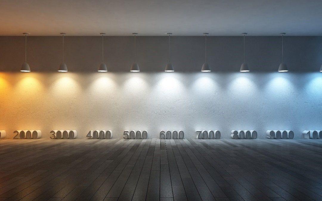 دمای رنگ نور : خریداری لامپ هایی با نور گرم یا نور سرد؟