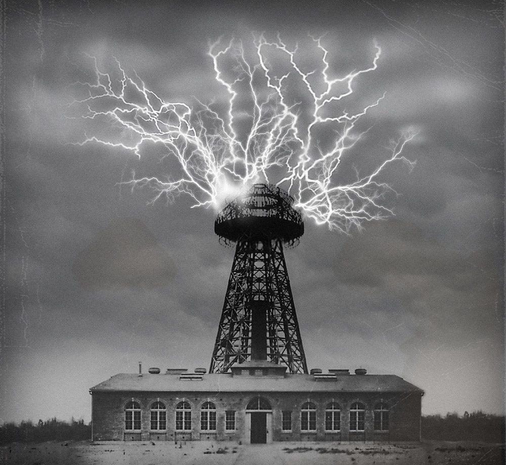 برج انرژی تسلا